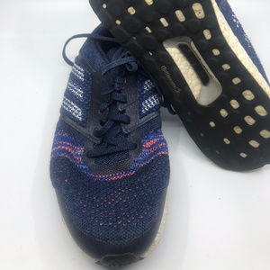 Adidas Ultra Boost Blue Sneakers Size 12